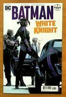 Batman White Knight 7 2018 Sean Murphy  Variant Cover 1st Prints DC Comics  NM