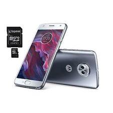 "Motorola Moto X4 Xt1900-2 5.2"" 64gb LTE Dual SIM Unlocked Sterling Blue"