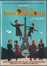 Same Old Song (AKA) On connaît la chanson (1997) DVD, NEW!! Alain Resnais
