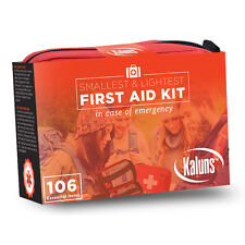 First Aid Kit Emergency Medical Bag Home Car Outdoor Travel Trauma Survival New