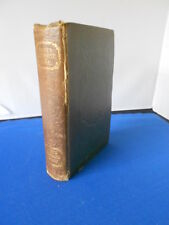WHITE'S SELBORNE: EDITED BY EDWARD JESSE: 1861 EDITION:  GOOD CONDITION
