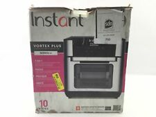 *READ* Instant Vortex Plus 10 Quart Air Fryer Oven Black 140-3000-01