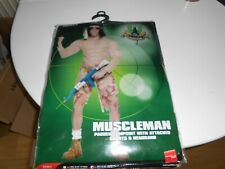 Smiffys ForceS MUSCLEMAN  Costume LARGE
