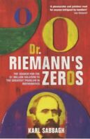 Dr. Riemann's Zeros by Sabbagh, Karl Paperback Book The Fast Free Shipping