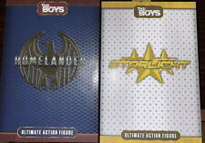 NECA The Boys Ultimate Starlight & Homelander WalMart Exclusive Figures IN HAND