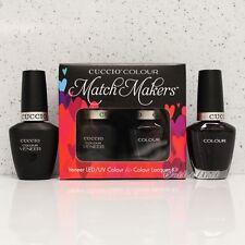 CUCCIO Veneer Match Makers - ROMANIA AFTER DARK 6056 Gel & Nail Lacquer Duo Kit
