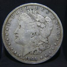 1895 O MORGAN SILVER DOLLAR - Fine - No Reserve!
