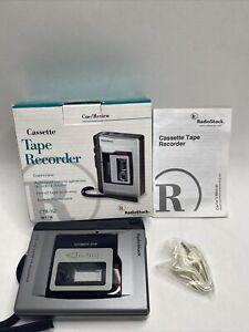 Radio Shack Tape Recorder CTR-112