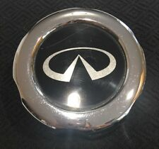 Infiniti QX4 40315 89P15 Factory OEM Center Wheel Hub Cap Rim Cover Chrome 73649