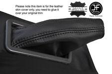 Negro Cuero Cosido Polaina de freno de mano se adapta Ford Cortina MK5 Crusader