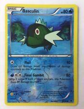 Nintendo Water Pokémon Individual Cards in English