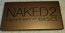 Urban Decay Naked2 Basics Eye Shadow Palette **NEW** FREE SHIPPING
