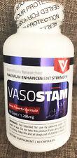 VASOSTAM MAX STRENGTH MALE ENHANCEMENT - STAMINA, PERMOFORMANCE, TESTO BOOSTER
