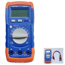 Auto Discharge Capacitor Tester Capacitance Meters LSI-Circuit 9 Measure Range