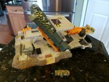 LGTI Micro Machines Military Battle Zone Playset Substation Phoenix Parts & Tank