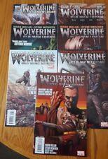 Wolverine #66-71 & Giant Size (Marvel) Old Man Logan ~ 1st Prints ~ High Grades