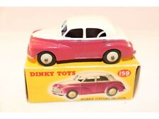 Dinky toys 159 Morris Oxford Saloon Two-Tone mint in box all original condition
