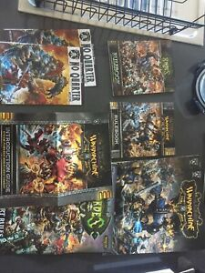 Privateer Press. Big Bunch Of Rulebooks For Hordes And Warmachine.