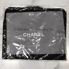 """BRAND NEW IN PACKAGING Authentic 2021 Chanel Black Canvas Garment Travel Bag 38"""""""