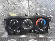 2001 DAEWOO MATIZ 0.8 benzina tratteggio e Controllo Riscaldatore Pannello Interruttore Unità