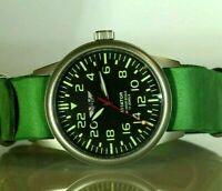 Raketa 24 hours Vintage soviet mechanical wrist mens watch shockproof USSR