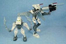 Lego Bionicle 8685 KOPAKA & 8945 SOLEK Phantoka Toa Nuva Warrior Combination Set