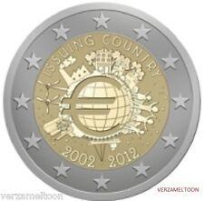 "IERLAND: SPECIALE 2 EURO 2012  ""10 jaar EURO"""