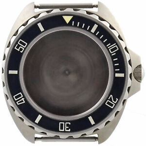 NAUTILUS Swiss Made Titanium Diver Watch Case 100 BAR (1020 mH2O)