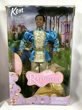 New listing Ken As Prince Stefan Rapunzel Barbie Doll African American Edition