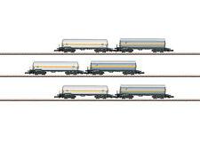 Märklin 82189 Spur Z Gaskesselwagen-Set EVA und VTG der DB  6-teilig#NEU in OVP#