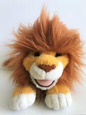 """1993 Mattel Simba Lion King Roaring 12"""" Plush Puppet"""