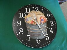 Great Collectible LAUNDRY Battery Operated CLOCK
