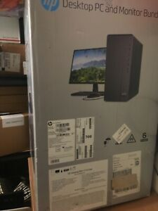 HP (M01-F1033wb) - (1TB, Intel Core i3-10100 3.60Ghz, 8GB) Desktop Computer