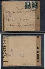 Russia  postal  card  14k  blue  unused           KL0517