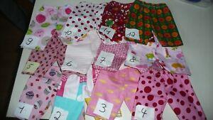 Puppenkleidung - Lange Hose für Babypuppe 40-43 cm