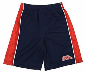 """NCAA Youth Mississippi Rebels """"Break Point"""" Shorts"""