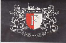 Original Club sticker / Autocollante / Aufkleber Feyenoord Rotterdam Legioen