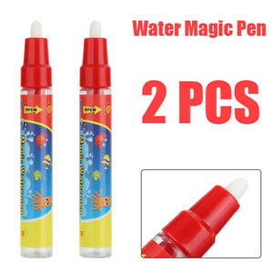 2x Ersatzstift für Aqua Doodle Stift Zusatzstift Malen Wasser draw water pen