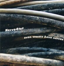 CD NERVE4TET Even Worms Have Nerves LUCA T MAI | Not Two
