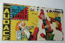 """PICCOLO RANGER striscia IV° serie n.44 """" Angolo del restauro """" !!!!!!!!!!!!!"""
