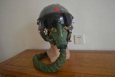 Original Air Force Fighter Pilot Flight Protection Helmet(NEW),oxygen mask