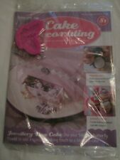 Deagostini Cake Decorating Magazine ISSUE 81 WITH SILICONE BUTTERFLY MOULD