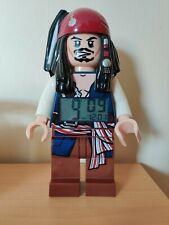 Lego Alarm Clock Jack Sparrow