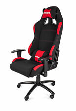 AKRACING K7012 Gaming Chair Black Red Office PC Ergonomic Seat