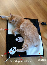 Cat Bed Mat Thermal Kitten Mat