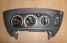 Bedienteil Heizung Klima  Renault Megane I Bj.95-03 663391J