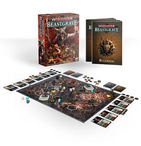 Warhammer Underworlds: Beastgrave Grundbox Deutsch Neu & OVP