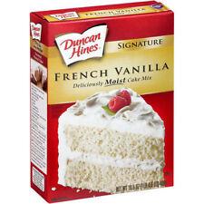 Duncan Hines Cake & Bread Mixes