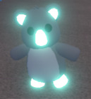 SALE- ROBLOX ADOPT ME PETS- NEON KOALA WITH RIDE. OUT OF THE GAME