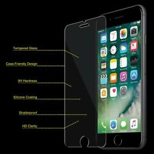 50 x Wholesale Lot iPhone 7 Tempered Glass Screen Protector Retail Pack
